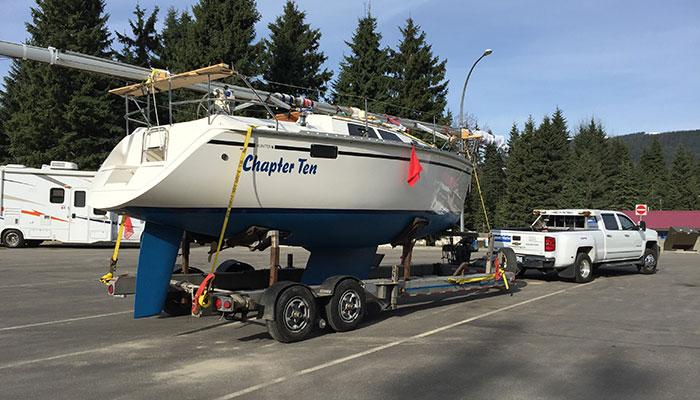 Agonic Marine Boat Hauling Tips