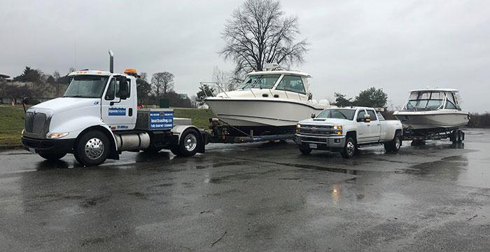 Boat Hauling Services Agonic Marine M